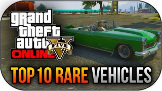 getlinkyoutube.com-GTA 5 - Top 10 Rare & Secret Storable Vehicles in GTA 5 Online (Best Rare Car Locations Online)