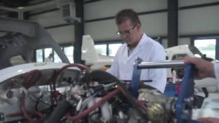 getlinkyoutube.com-Birth of a REMOS Aircraft