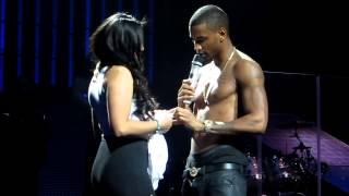 getlinkyoutube.com-Trey Songz and Fan Vanessa Mejia!!!!!