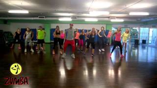 getlinkyoutube.com-CYBER CONQUISTA|  Dancehall Pop | Andrea Stella Dance Fitness