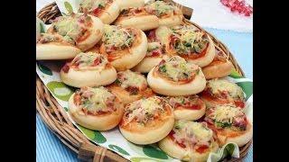 getlinkyoutube.com-فطائر البيتزا - مطبخ منال العالم