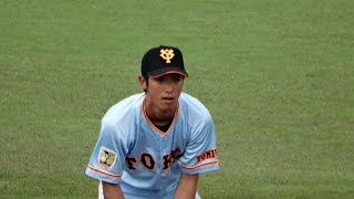getlinkyoutube.com-2016-06-18 巨人 藤村大介、逆転満塁ホームランの大活躍!