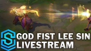 God Fist Lee Sin - Automated Live Stream