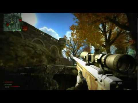 Epic MW3 No Scope Montage