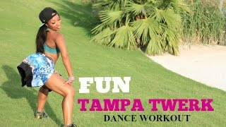 getlinkyoutube.com-Tampa Twerk Dance Workout with Keaira LaShae