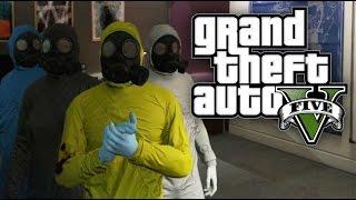 getlinkyoutube.com-GTA 5 Online HEISTS - The Prison Break Heist (Part 2) - FAKE COPS AND GAS MASKS! (GTA V Online)