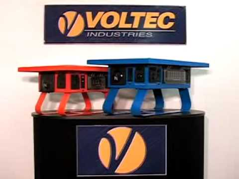 Temporary Power Box (Voltec)