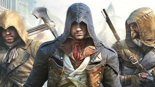 getlinkyoutube.com-Assassins Creed Unity Pelicula Completa Español