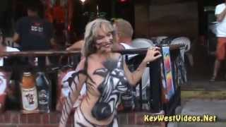 getlinkyoutube.com-Fantasy Fest Key West 30 Year Celibration 2