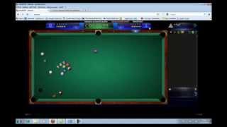 getlinkyoutube.com-Cursors Gamezer V6 By (King Billiards ) مؤشرات البلياردو الجديد