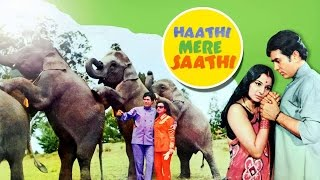 Haathi Mere Saathi | Superhit HD Movie | Rajesh Khanna, Tanuja | 1971