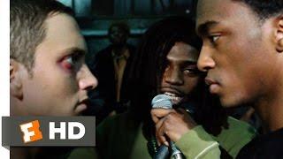 getlinkyoutube.com-8 Mile (10/10) Movie CLIP - Rabbit Battles Papa Doc (2002) HD