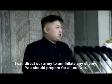 Hitler phones Kim Jong-un