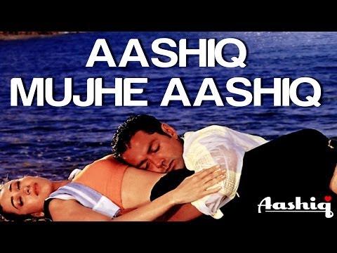 AASHIQ (Bobby Deol & Karishma) Aashiq Mujhe Aashiq (Full Song) HQ