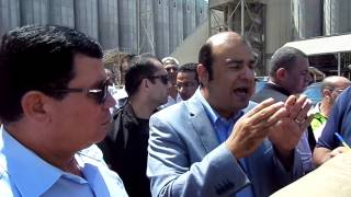 Minister of Provisions in Damietta Port