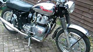 getlinkyoutube.com-1970 Royal Enfield Interceptor Series 2. Turn up the VOLUME.
