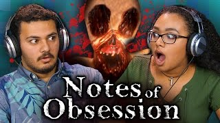 getlinkyoutube.com-NOTES OF OBSESSION (Teens React: Gaming)