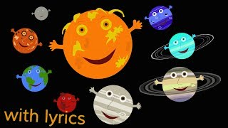 getlinkyoutube.com-The Solar System Song (with lyrics)