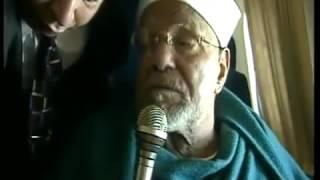 getlinkyoutube.com-الشيخ الشعراوي يكاد يبكي وهوا على فراش الموت
