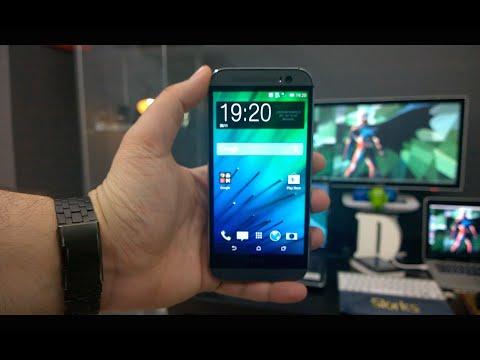 HTC One M8 مراجعة جهاز