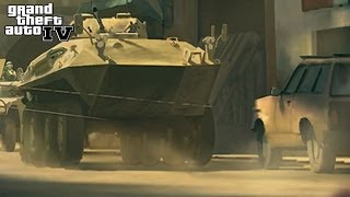 getlinkyoutube.com-GTA 4 PT ARMY MILITARY Vehicle Mods General Davis Lord of War on New York City GamePlay