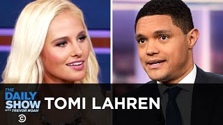 "getlinkyoutube.com-The Daily Show - Tomi Lahren - Giving a Voice to Conservative America on ""Tomi"""