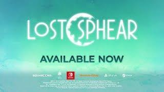 Lost Sphear - Megjelenés Trailer