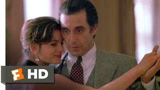 The Tango - Scent of a Woman (4/8) Movie CLIP (1992) HD