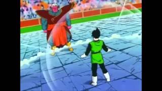 getlinkyoutube.com-Dragon Ball Z - Gohan se convierte en Super Saiyayin 2 frente a Kibito - HD