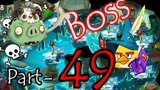 getlinkyoutube.com-Angry Birds Epic: Part-49 Gameplay Chronicle Cave 12: Happy Spot 8-10 (Boss Battle iOS, Android)