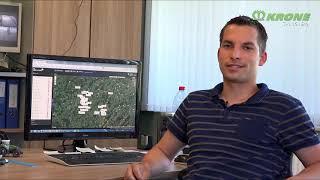 getlinkyoutube.com-LU Reiff in Luxemburg – die Stärken des ZX Ladewagens