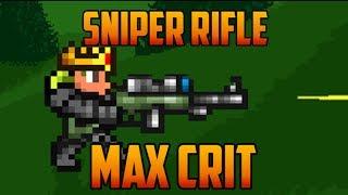 getlinkyoutube.com-Terraria - Sniper Rifle, max crit loadout