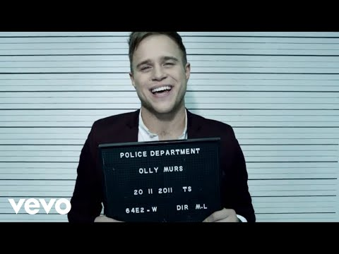 Olly Murs - Dance with Me