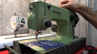 getlinkyoutube.com-Bernina Favorit 540 Demonstration