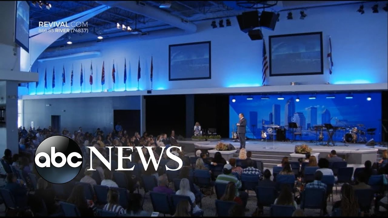 Florida Pastor Arrested For Church Services
