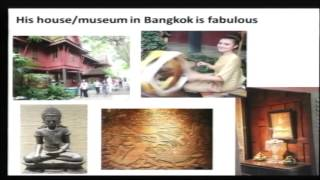 "getlinkyoutube.com-The Exotic Life, Mysterious Disappearance of Jim Thompson, the ""Silk King of Thailand"""