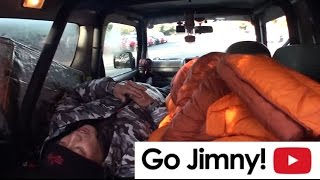 getlinkyoutube.com-ジムニー車中泊ベッド比較