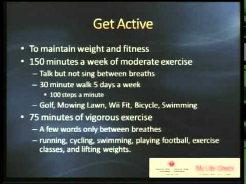 Prostate Health Through Diet and Exercise