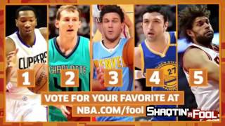 Shaqtin' A Fool: 2016/17 Regular Season Fails - December/January Fail Compilation