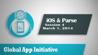 getlinkyoutube.com-iOS Development Session 4 - Introduction to Parse Databases