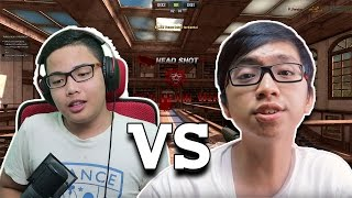 SIAPA MENANG ? - Rendoy vs Tierison - Point Blank Garena By 1 - Indonesia