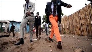 getlinkyoutube.com-Congo's dandies give new meaning to fashion victim