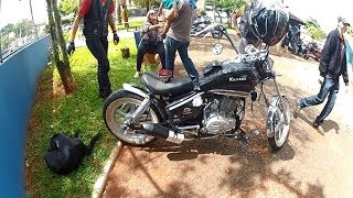 getlinkyoutube.com-Titan 150 - GoPro 2 - Dafra kansas customizada em Uberaba