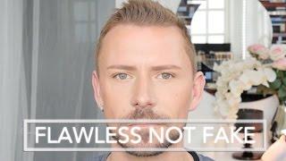 getlinkyoutube.com-LOOK FLAWLESS - NOT FAKE - MAKEUP TUTORIAL (Beginner Friendly)