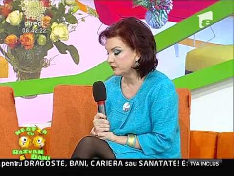 DR. ZORELA SGARBURA - Fibromul uterin la Neatza cu Razvan si Dani
