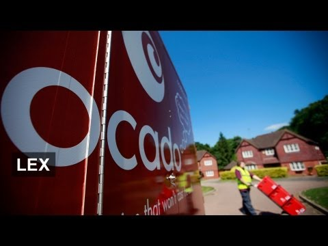 Ocado to take Morrisons online