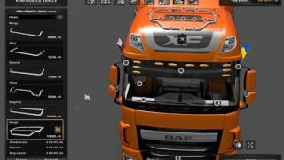 getlinkyoutube.com-[ETS2]Euro Truck Simulator 2 Daf XF Euro 6 Reworked v1.5