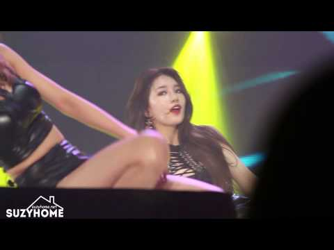 【SuzyHome Fancam】140412 missA Fans Party In Beijing Bad Girl Good Girl