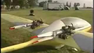 getlinkyoutube.com-Aero Dovron Espritultralight motor glider, experimental aircraft