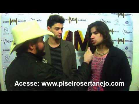 Munhoz e Mariano - PiseiroSertanejo